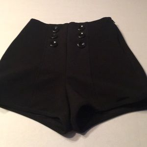 Pants - Size Small Black Dress or Casual Shorts L248